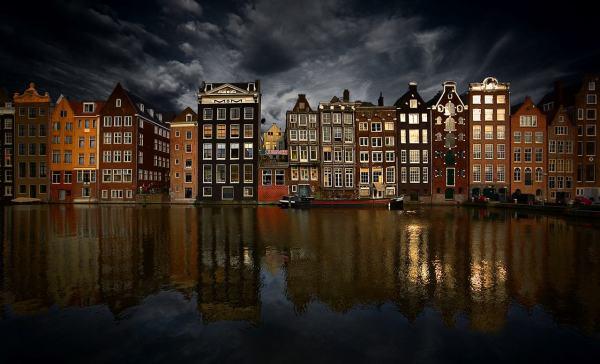 Sunset Amsterdam_www.iconicimagesinternational.com ls001-amsterdam-sunset