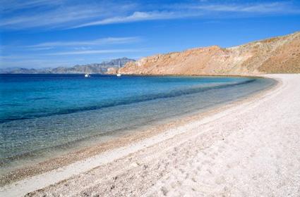 Loreto Beach, Baja California Sur. Photo: Getty Images