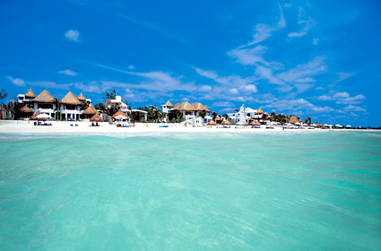 Maroma Beach, Playa del Carmen, Quintana Roo, Mexico. Photo: Orient Express Hotels