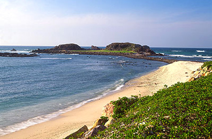 Punta Mita Beach, Puerto Vallarta, Jalisco, Mexico. Photo: Four Seasons Punta Mita
