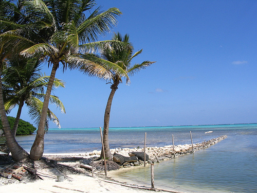 Xcalak Beach, Costa Maya, Quintana Roo, Mexico. Photo: E Zarwan, Creative Commons