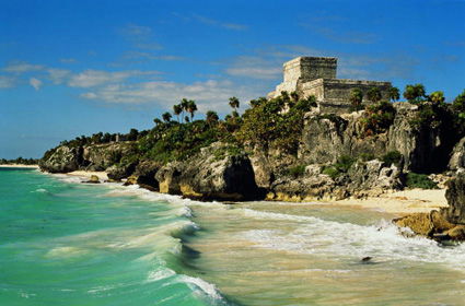 Xpu-Ha Beach, Tulum, Quintana Roo, Mexico. Photo: Getty Images