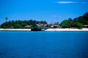 Gangga Island Resort-MANADO-INS-resortview01