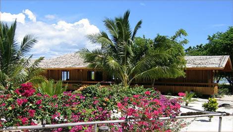 Gangga Island Resort-MANADO-INS-SPAview