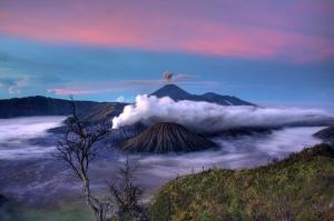 Mt. Bromo. Photo: flickr member isa_adsr