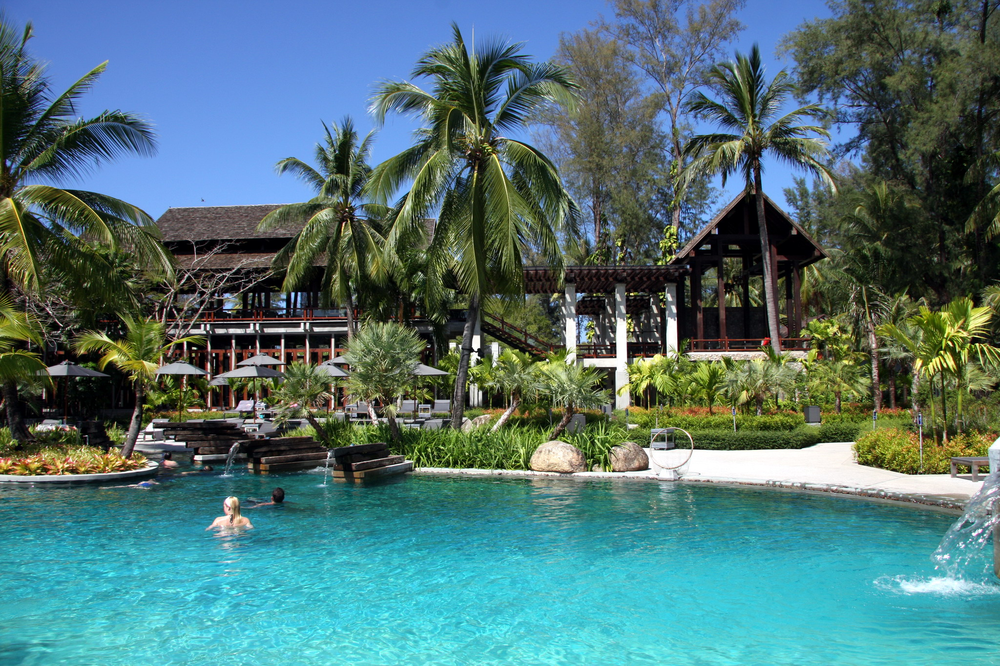 A Thai Resort In Technicolor Indigo Pearl Phuket