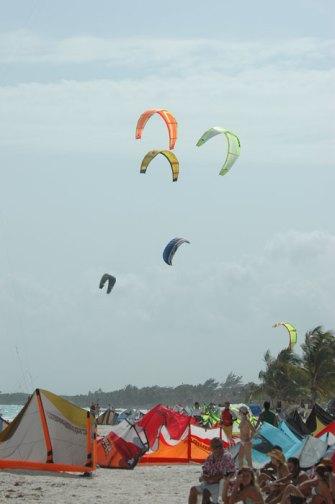 Kite Surfing Tulum
