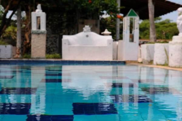 Swimming pool, Michi Retreat, Bali