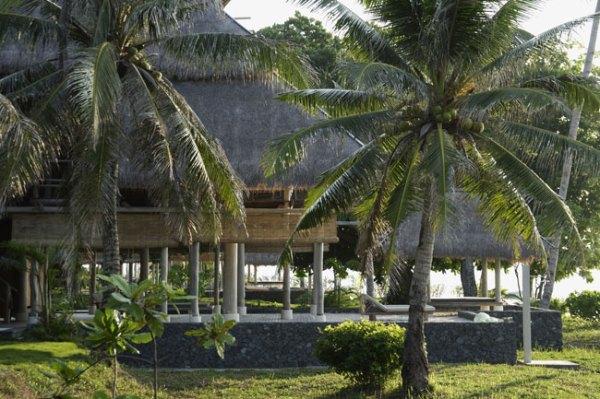 The Beach House, Nikoi Island, Riau Archipelago, Indonesia. A short ferry ride outside bustling Singapore.