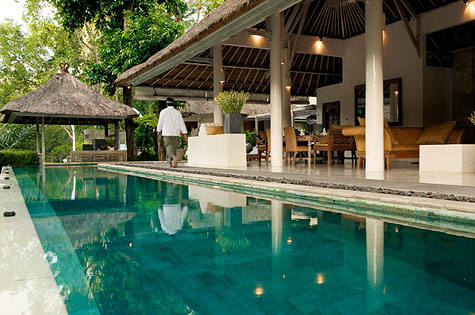 Villa Sungai-Cepaka-BALI.-Pool 5