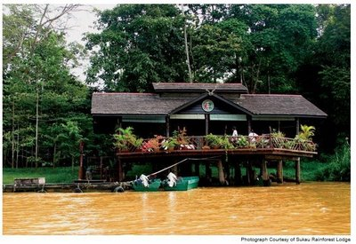 3 Sukau Rainforest Lodge-BORNEO