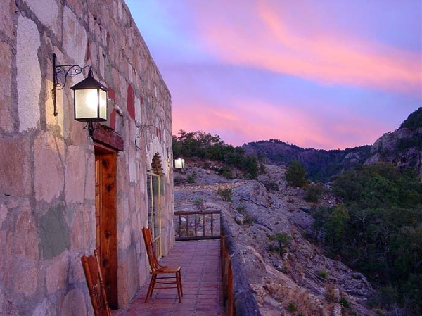 Ceracahui Wilderness Lodge & Uno Lodge, Copper Canyon, Chihuahua, Mexico