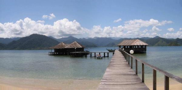 Your enchanting eden awaits. Cibudak Island, West Sumatra. Photo: D Nukman