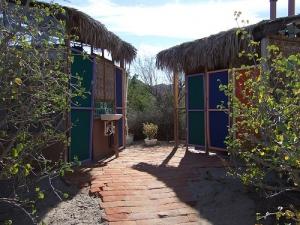 El Santuario Eco Retreat, Baja California, Mexico
