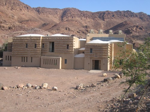 Feynan Eco Lodge-Jordan
