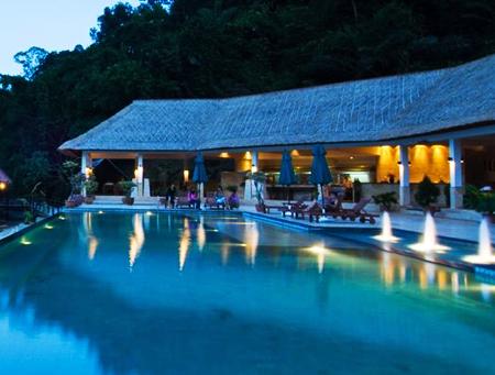 Exquisite accommodation. Gayana Eco Resort, Sabah, Malaysia