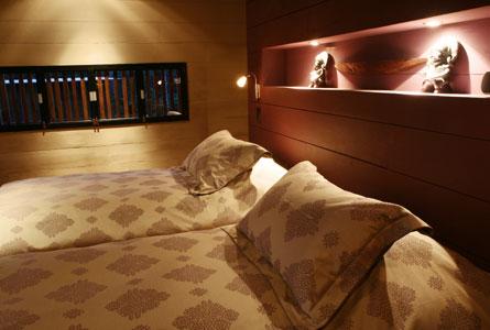 Hamadryade Eco Lodge-ECUADOR-Double-Bed-Room2