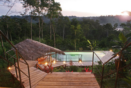 Hamadryade Eco Lodge-ECUADOR-Lodge_Pool