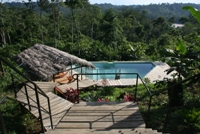 Hamadryade Eco Lodge-ECUADOR-pool