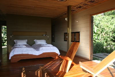 Hamadryade Eco Lodge-ECUADOR-room