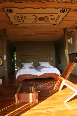 Hamadryade Eco Lodge-ECUADOR-room2