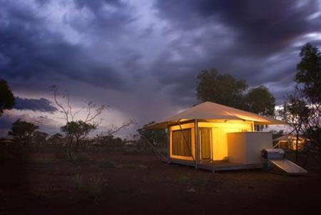 Karijini Eco Retreat-OZ-Deluxe Eco Tents-6