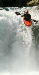 Extreme Kayaking in the Huasteca Region, Mexico.