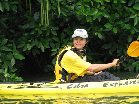 Kayaking-Langkawi