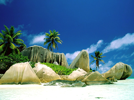 La Digue Island, The Seychelles. Photo: flickr member bill.alessandro