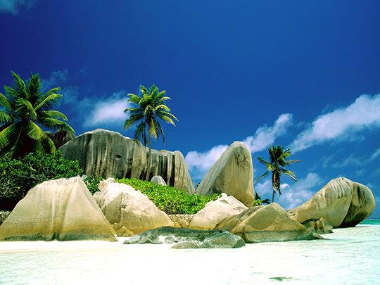 La Digue Island, The Seychelles. Photo: flickr member bill.alessandro