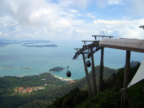 Langkawi Cable Car-MAL-top-of-mount-mat-chinchang-on-langkawi-island-mal852