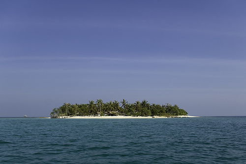 Oar Island. Photo: flickr member mon solo