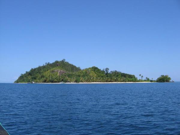 Pagang Island, West Sumatra. Photo: D Nukman