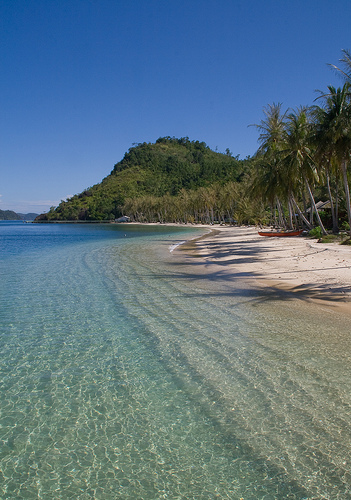 The pristine setting of Sikuai Island. Photo: flickr member M. Ramdhani