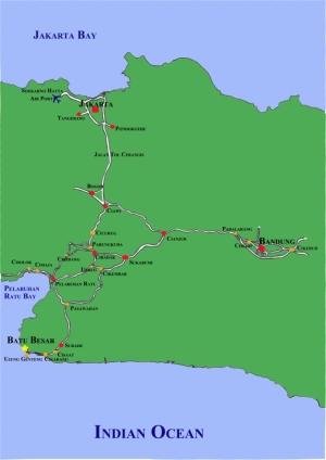 Ujung Genteng-map1a