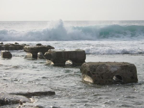 Pangumbahan Beach, Ujung Genteng, West Java