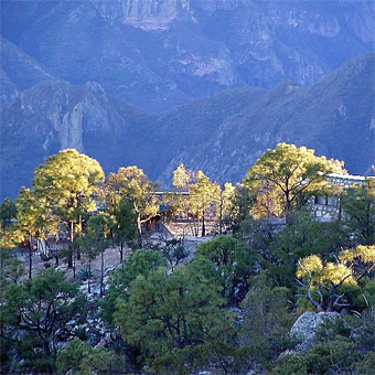 Uno Eco Lodge, Copper Canyon, Chihuahua, Mexico