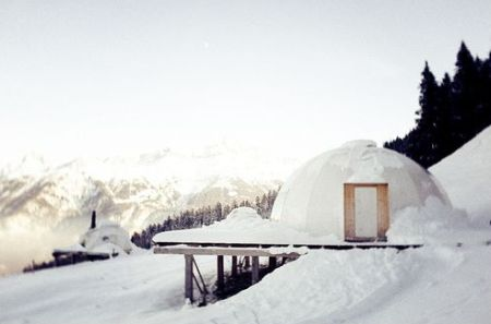 Whitepod Eco Retreat-Switzerland-5
