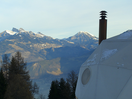 Whitepod Eco Retreat-Switzerland-7