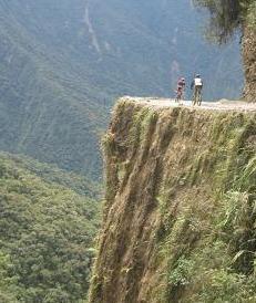Yungas Death Road-BOLIVIA-2
