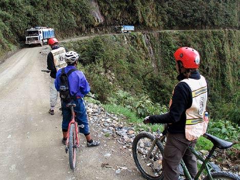 Yungas Death Road-BOLIVIA-3