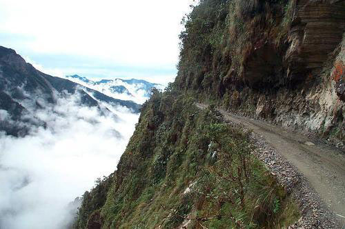 Yungas Road-BOLIVIA 10