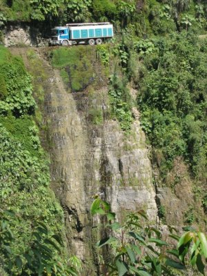 Yungas Road-BOLIVIA 2