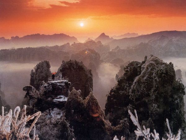 Zhangjiajie National Park-CHINA-1
