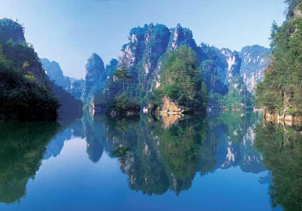 Zhangjiajie National Park-CHINA-4