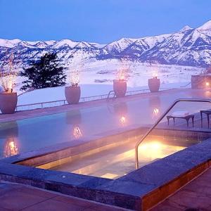 Amangani-Jackson Hole-Wyoming-Pool