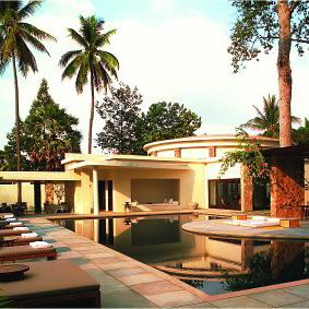 Amansara-CAMBODIA Pool 1