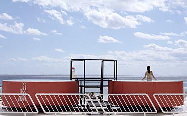 Basico-Playa del Carmen-MX-Rooftop Pool 2