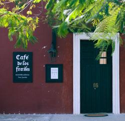Cafe de Los Frailes-Valladolid-Yucatán-MX-owner Nicolas Malleville