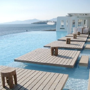 Cavo Tagoo-Mykonos-GREECE Pool 1